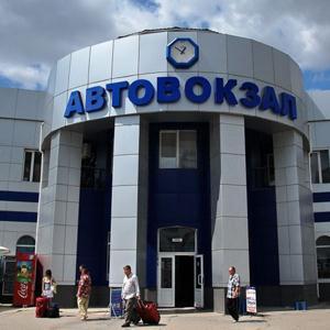 Автовокзалы Мурманска