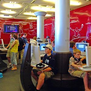 Интернет-кафе Мурманска