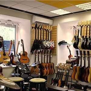 Музыкальные магазины Мурманска