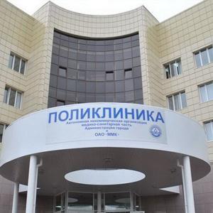Поликлиники Мурманска