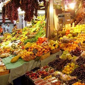 Рынки Мурманска