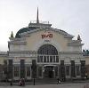 Железнодорожные вокзалы в Мурманске