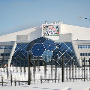 Спортивные комплексы Мурманска