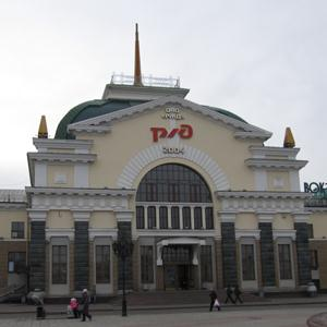 Железнодорожные вокзалы Мурманска
